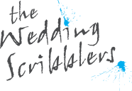 Wedding Scribblers Logo